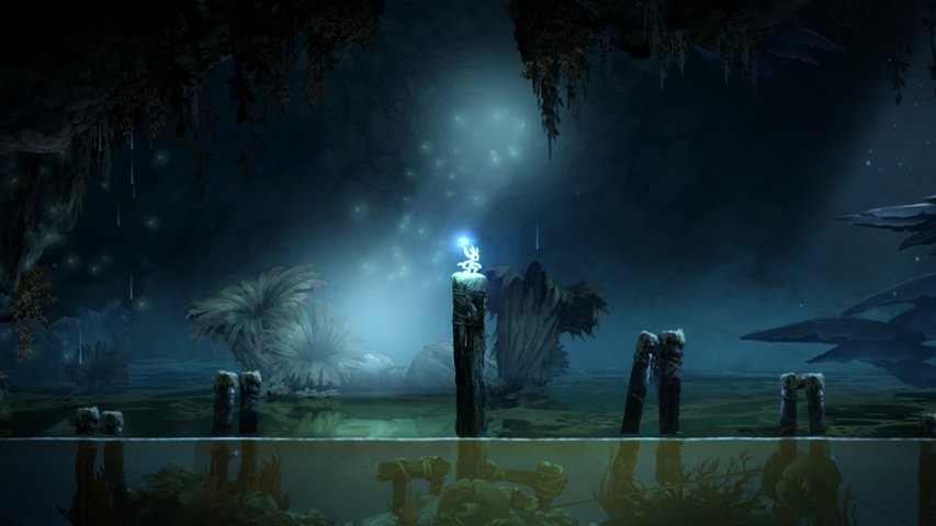 Обзор Ori and the Blind Forest