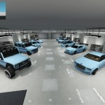 Extra single - player garages