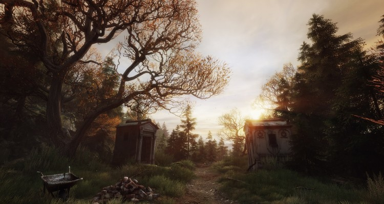 В Steam появилась The Vanishing of Ethan Carter Redux