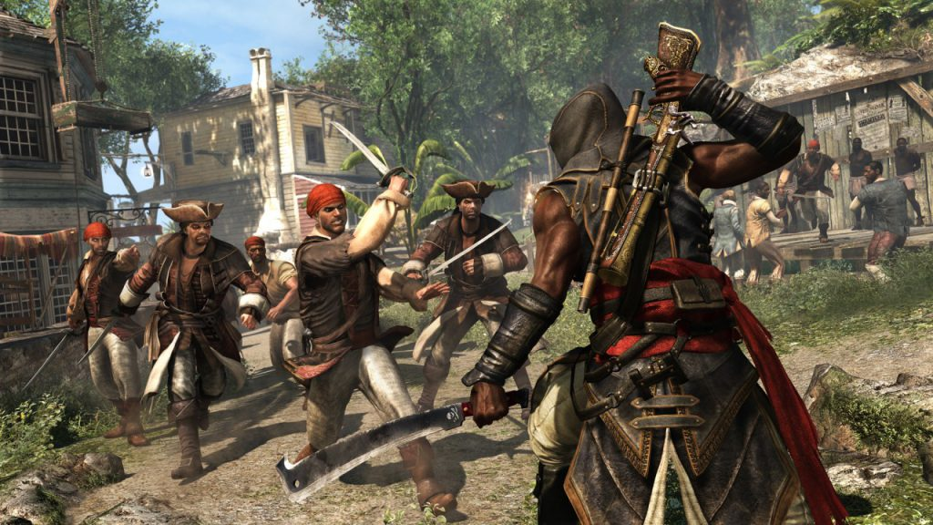 Assassin's Creed 4: Black Flag - Freedom Cry
