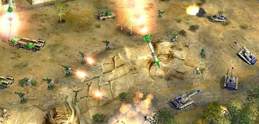 Command and Conquer: Generals (2003)