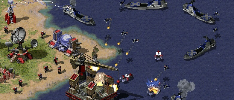 Command and Conquer: Red Alert 2 (2001)