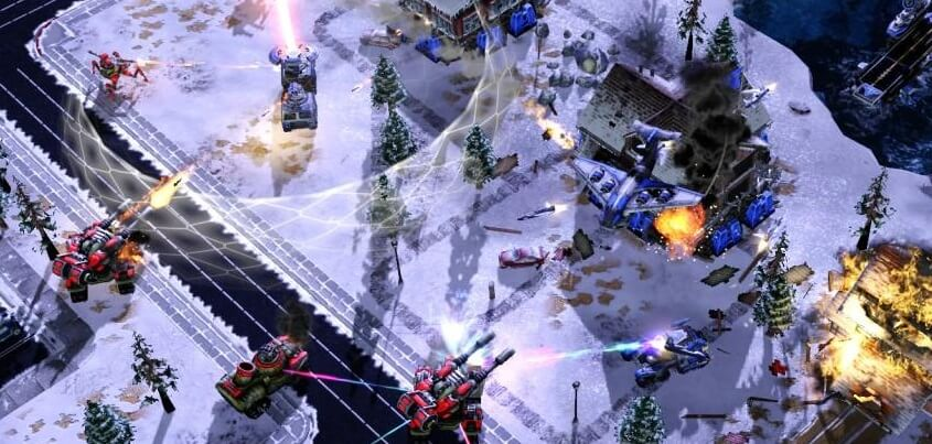 Command and Conquer: Red Alert 3 (2008)