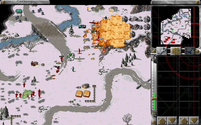Command and Conquer: Red Alert (1996)