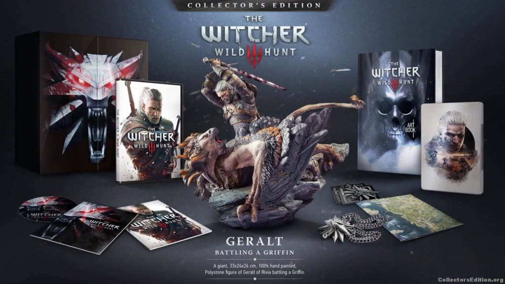 The Witcher 3: Wild Hunt Collector's Edition (2015)