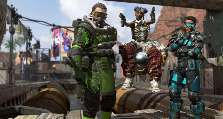 Apex Legends — первое впечатление о новой Королевской Битве