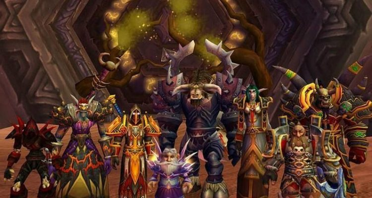 Ностальгия по старому World of WarCraft