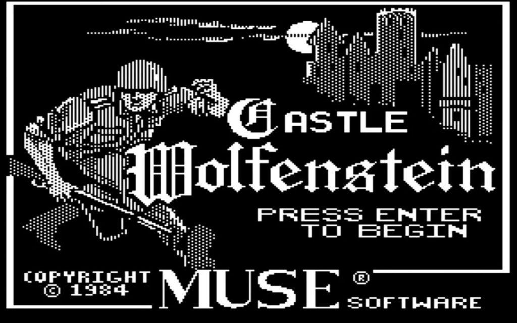 Перевернувшие мир — Castle Wolfenstein