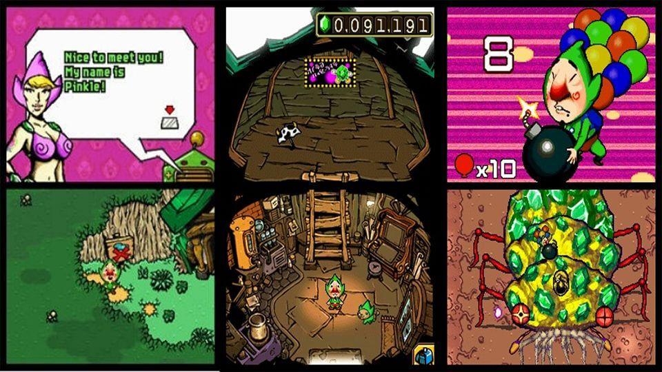 10 самых незамеченных игр Nintendo