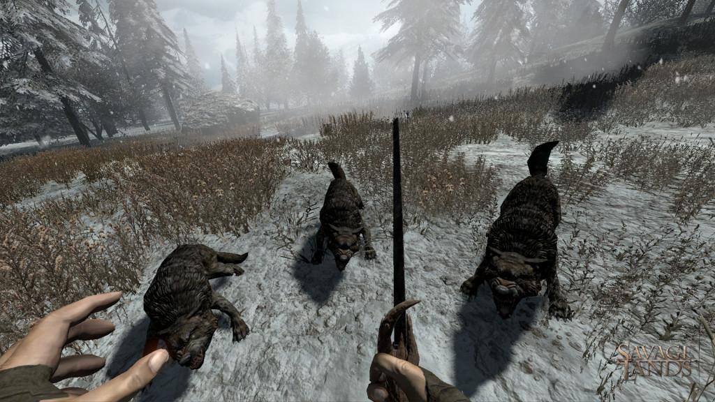 Обзор Savage Lands