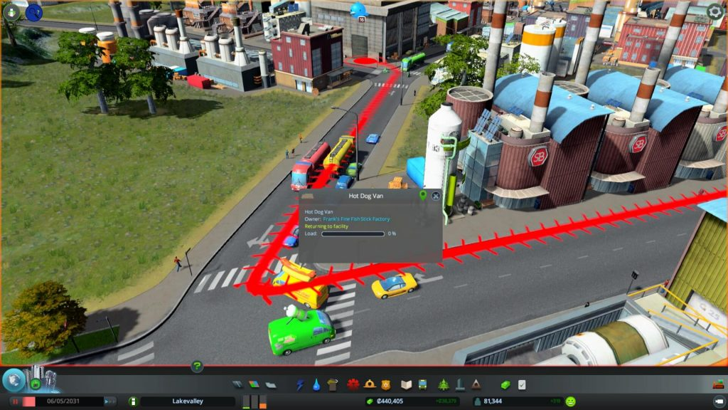 Traffic Report Tool