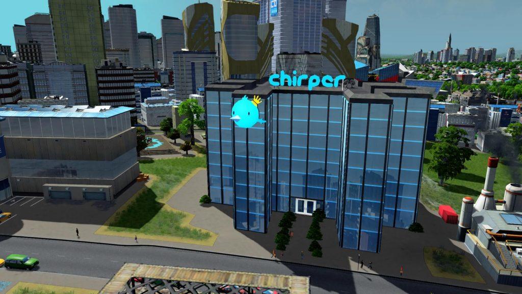 Chirper HQ