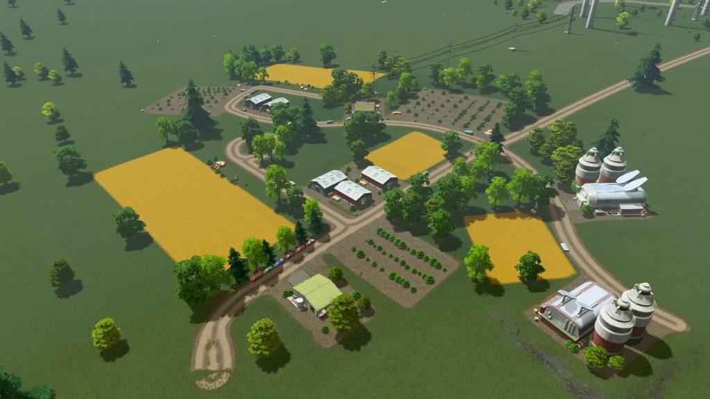 Jesper's Fields