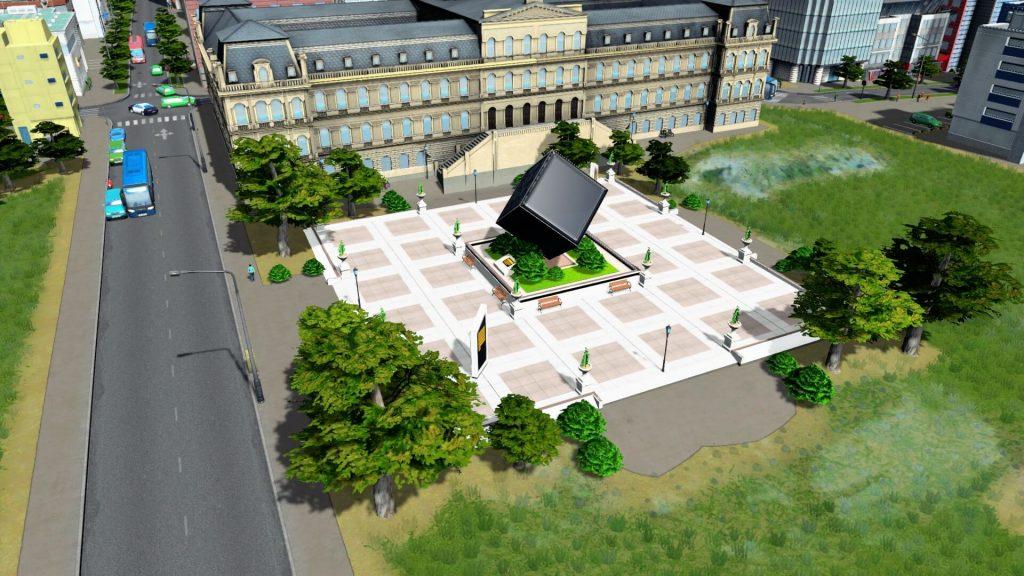 Modern Art Plaza