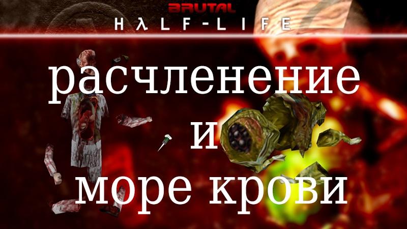 Обзор Brutal Half-Life