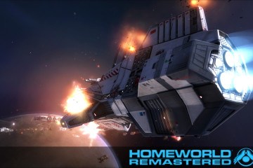 Обзор Homeworld Remastered