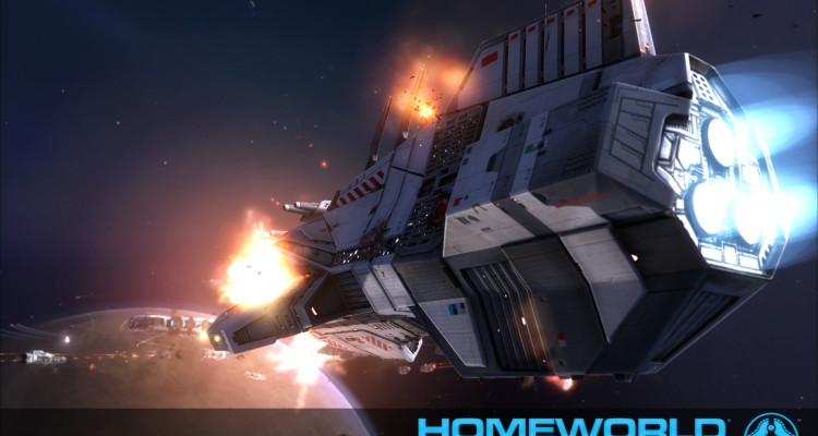 Обзор Homeworld Remastered