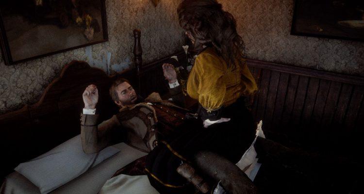 Скандально известный мод GTA SA «Горячий кофе» вновь появился в Red Dead Redemption 2