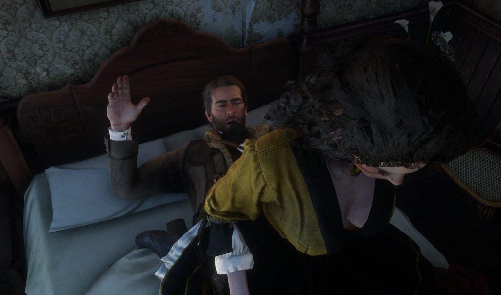 Скандально известный мод GTA SA «Горячий кофе» появился в Red Dead Redemption 2