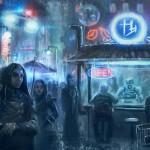 Обзор Technobabylon - вспомнить Blade Runner