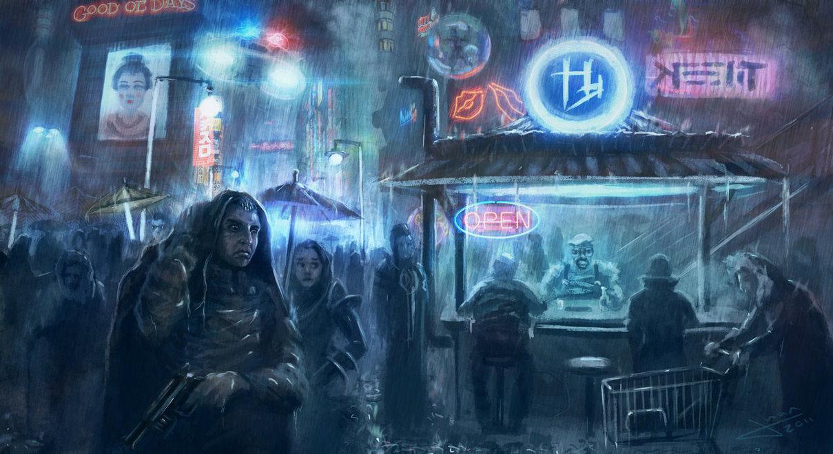 Technobabylon обзор