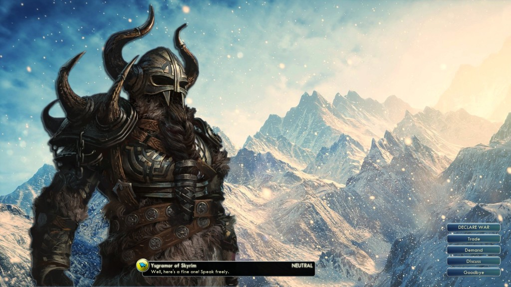 The Elder Scrolls Civilization V Pack
