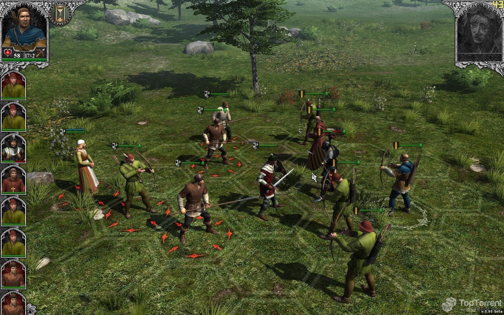 Легенды Эйзенвальда — тактическое средневековье