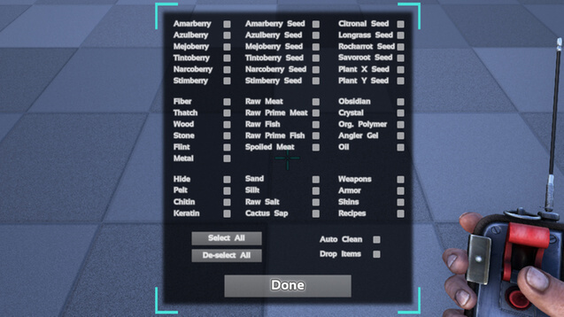Inventory Cleaner