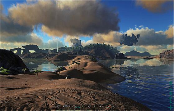 Thieves Island