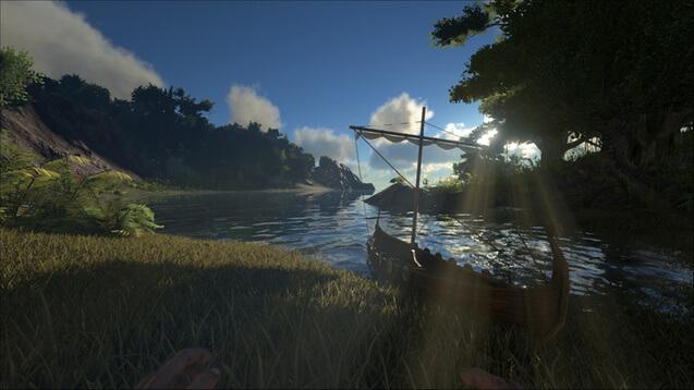 ARK: Survival Evolved — лучшие моды