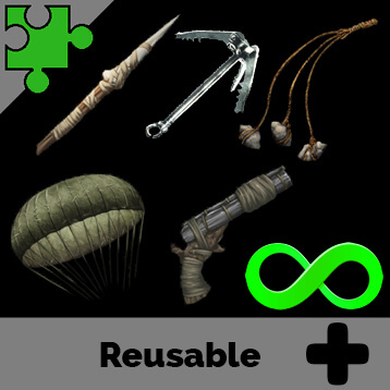 Reusable Plus