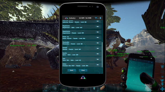 Dino Trackers