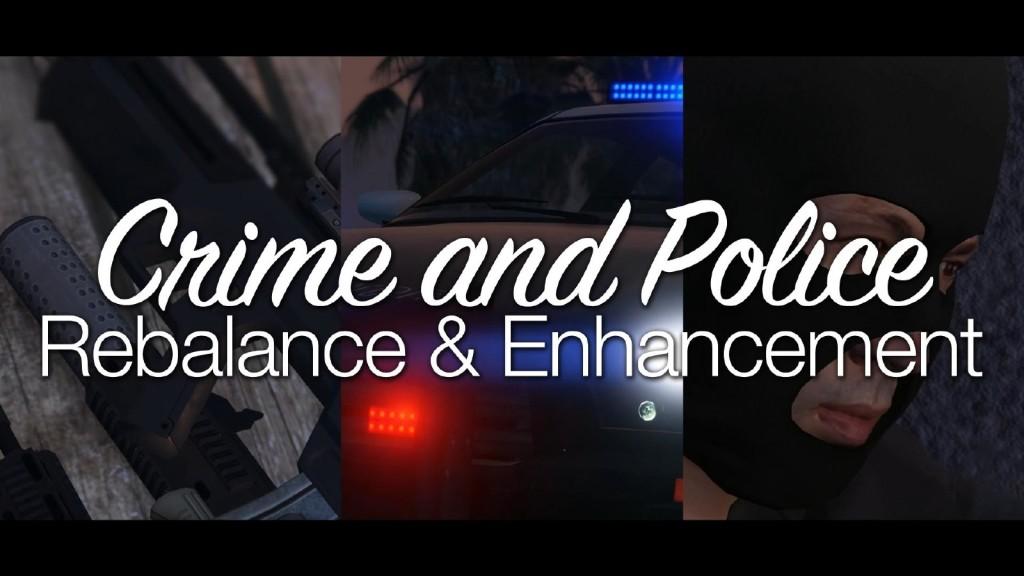 Crime and Police Rebalance