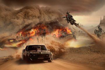 Обзор игры Mad Max