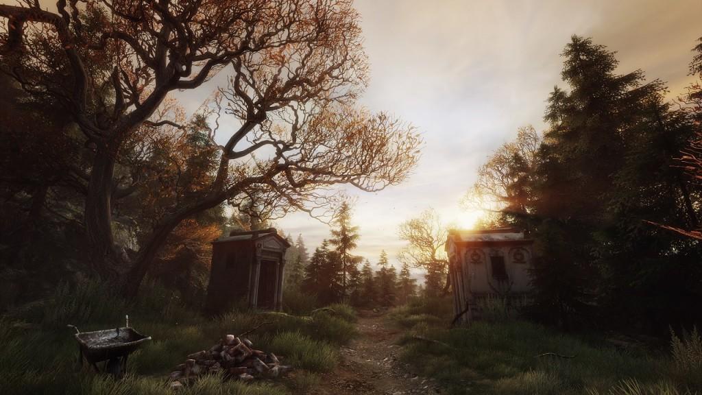 В Steam появилась The Vanishing of Ethan Carter Redux