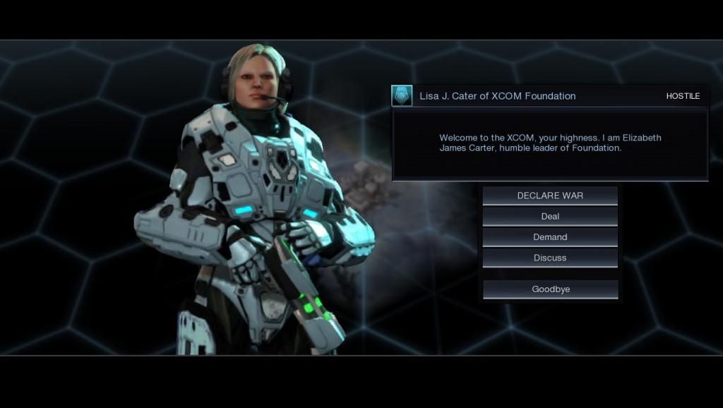 XCOM Sponsor in beyond earth V2