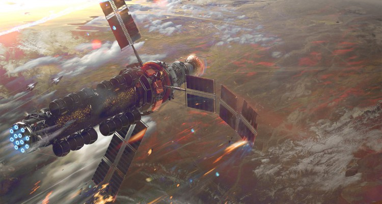 В Space Engineers добавят разрушаемые планеты