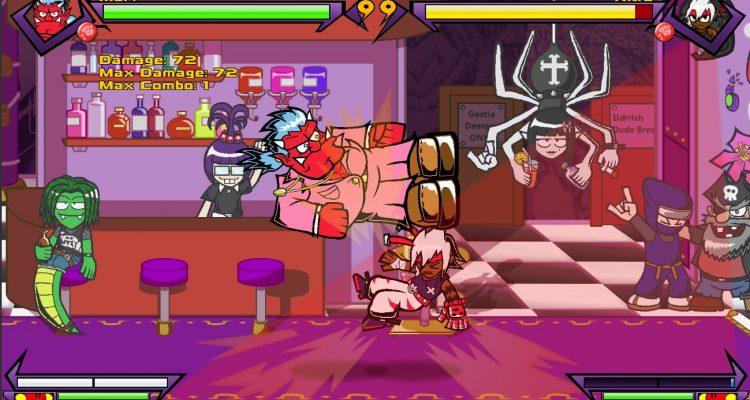 Beatdown Dungeon от Phil Airdash