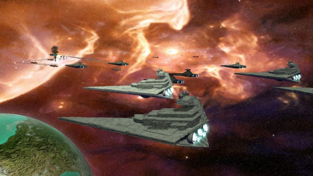 Republic at War (Star Wars: Empire at War: Forces of Corruption)
