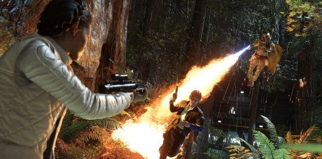 Hero Blast (Star Wars Battlefront)