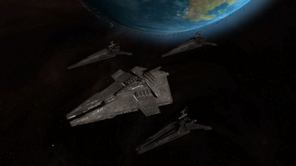 Sins of a Galactic Empire (Sins of a Solar Empire: Rebellion)