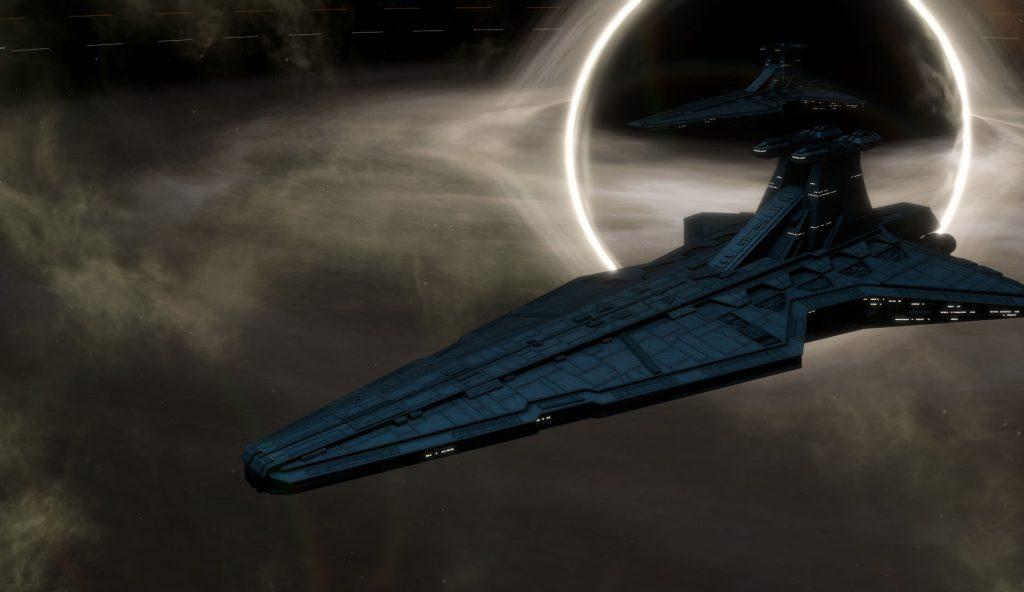 Star Wars: A Galaxy Divided (Stellaris)