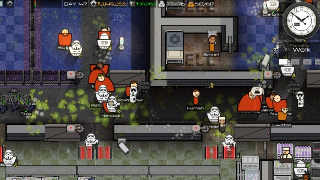 Imperial Architect (Prison Architect)