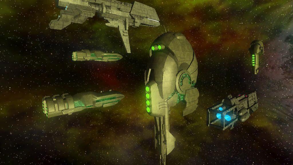 Star Wars Eternal Conflicts (Nexus: The Jupiter Incident)