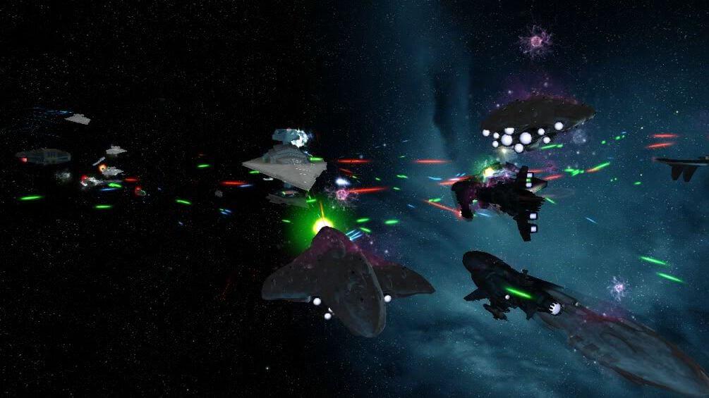 Star Wars: Requiem (Sins of a Solar Empire)