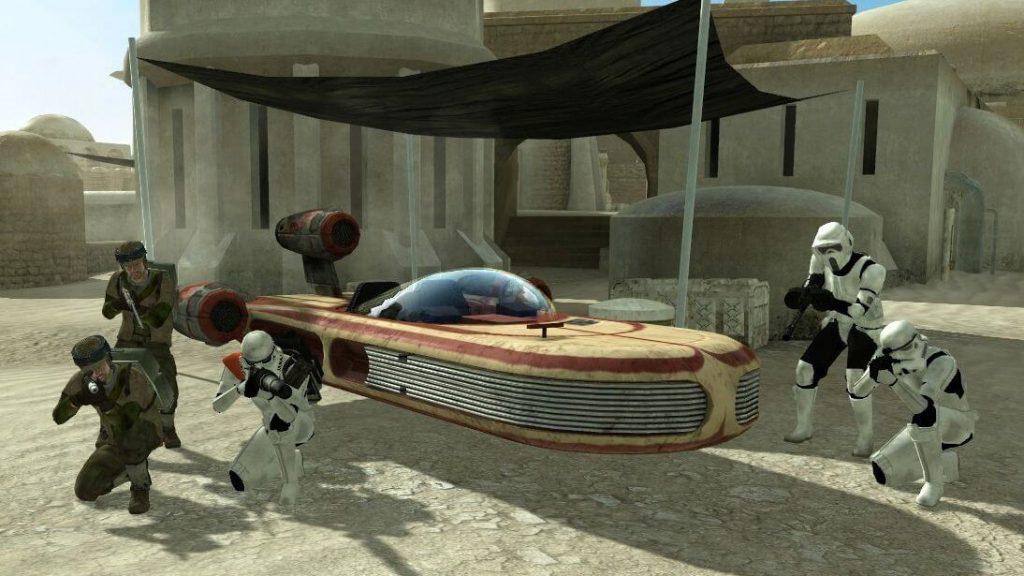 Galactic Warfare (COD4: MW)