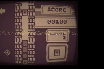 Сыграйте в 1D версию Tetris в One Dimensional Arcade