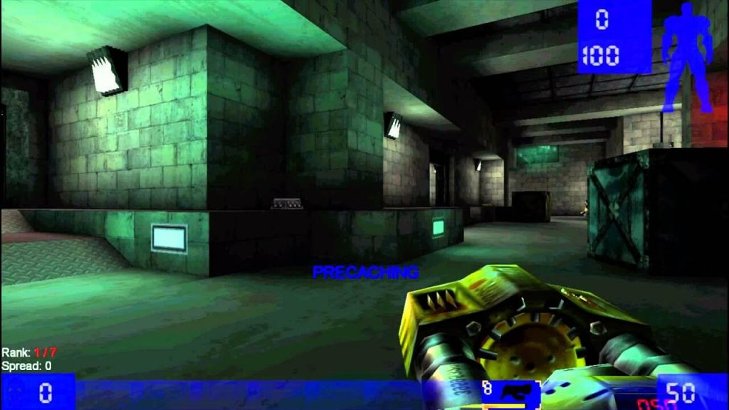 Флак — Unreal Tournament