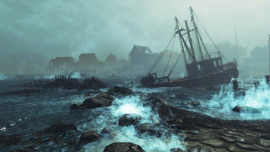 Новая информация о дополнениях Fallout 4