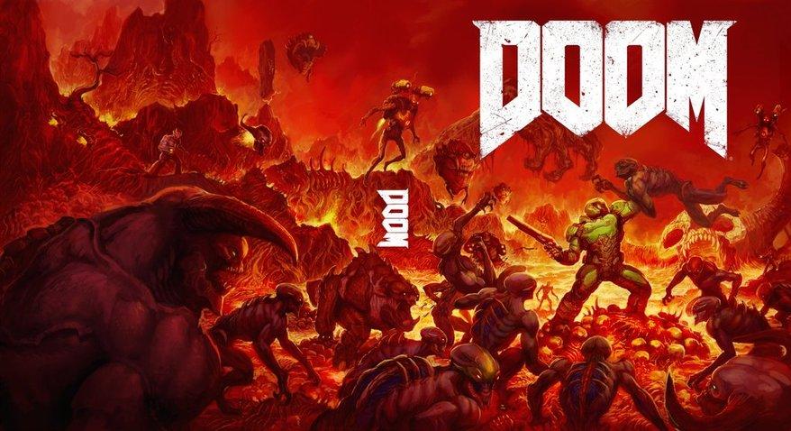 Bethesda устроила опрос выбора обложки Doom